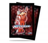 Megaman Deck Protector 50ct - Rush