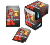 Megaman Full-View Deck Box - Protoman