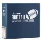 "3"" Blue Football Album"