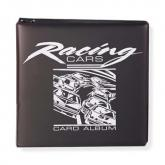"3"" Black Racing Album"
