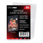 """2-3/4"""" X 3-15/16"""" Vintage Card Sleeves"""