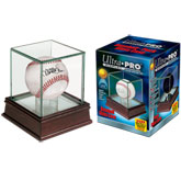 Baseball Premium Glass Display