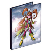 4-Pocket Skylar & Skyla Portfolio with Foil