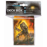 Death March Deck Box by Monte Moore