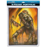 9-Pocket Death March Portfolio by Monte Moore