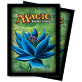 Black Lotus Standard Deck Protectors for Magic 80ct