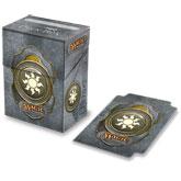 Mana v3 White Deck Box for Magic