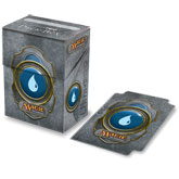 Mana v3 Blue Deck Box for Magic