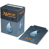 Mana v1 Blue Deck Box for Magic