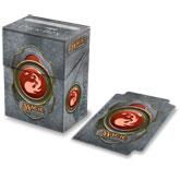 Mana v3 Red Deck Box for Magic