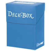 Light Blue Deck Box