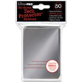 Hi-Gloss Silver Small Deck Protectors 50ct