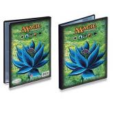 4-Pocket Black Lotus Portfolio for Magic