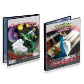 Black & White Emerging Powers 4-Pocket Portfolio for Pokémon