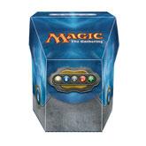 Pro Hex Commander Blue Deck Box for Magic