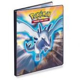 Black & White Plasma Storm 9-Pocket Portfolio for Pokémon