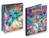 Black & White Plasma Freeze 4-Pocket Portfolio for Pokémon