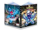 Black & White Plasma Blast 4-Pocket Portfolio for Pokémon