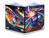 Black & White Plasma Blast 9-Pocket Portfolio for Pokémon
