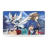 Blaster Blade, Aichi vs Kai Playmat for Cardfight!! Vanguard