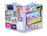 "My Little Pony - 4 Pocket ""Easy Trade"" Portfolio (Bonus Prize Inside!)"