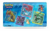 Pokémon Black & White Rayquaza Dragonite Playmat