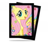 My Little Pony Small Size Deck Protector Sleeves - Fluttershy 60ct