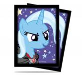 My Little Pony Deck Protector Sleeves - Trixie 65ct