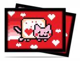 ValentNyan Cat Standard Deck Protectors 50ct