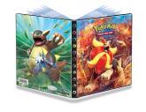 X & Y Pyroar Kangaskhan 4-Pocket Portfolio for Pokémon