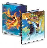 X & Y Mega Glurak 9-Pocket Portfolio for Pokémon
