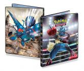 X & Y Mega Lucario 9-Pocket Portfolio for Pokémon