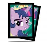 My Little Pony Twilight Sparkle Deck Protector Sleeves - 65ct