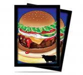 Foodie Burger Standard Deck Protectors 50ct