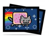 Nyan Cat Small Deck Protectors 60ct