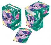 My Little Pony Twilight Sparkle Full-View Deck Box