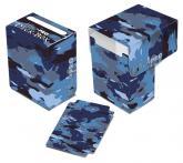 Navy Camo Deckbox