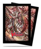 Star-vader, Chaos Breaker Dragon Small Deck Protectors for Cardfight!! Vanguard 55ct
