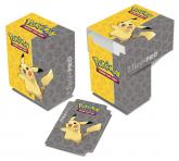 Pokémon Pikachu Full-View Deck Box
