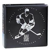 "3"" Top Dog Hockey Black Album"
