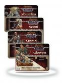 Pathfinder Adventure Card Game: Wrath of the Righteous Expansion Mini Mat 4 Pack