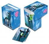 My Little Pony Queen Chrysalis Full-View Deck Box