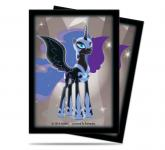 My Little Pony Nightmare Moon Deck Protector Sleeves - 65ct