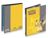Pikachu 4-Pocket Portfolio for Pokémon