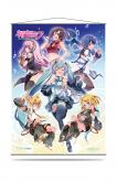 Hatsune Miku Wall Scroll - Group