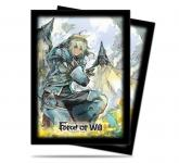 Arla Standard Deck Protectors for Force of Will 65ct