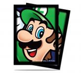 Super Mario: Luigi Deck Protector sleeves 65ct