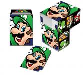 Super Mario: Luigi Full-View Deck Box