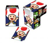 Super Mario: Toad Full-View Deck Box