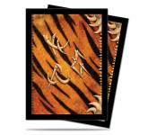 Mage Wars - Tiger Stripes Standard Deck Protectors 50ct